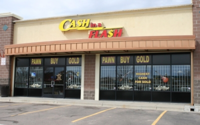 Cash in a Flash Castle Rock Storefront