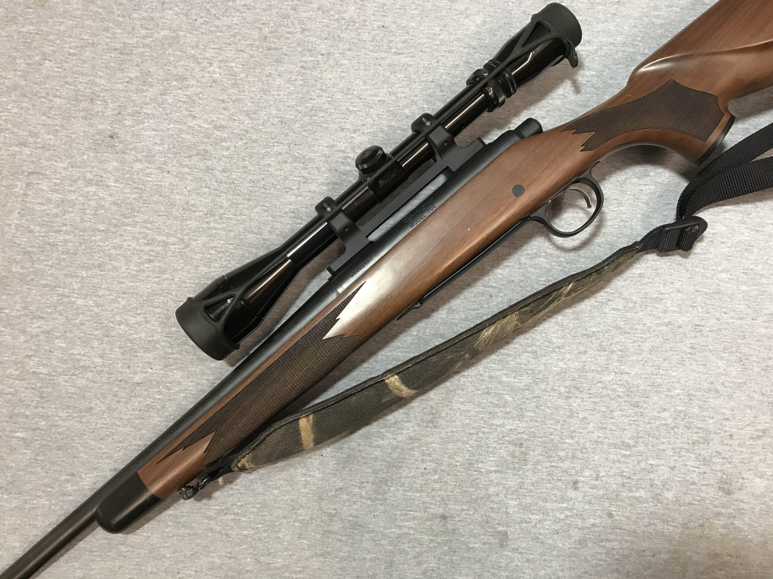 Remington CDL feature angle