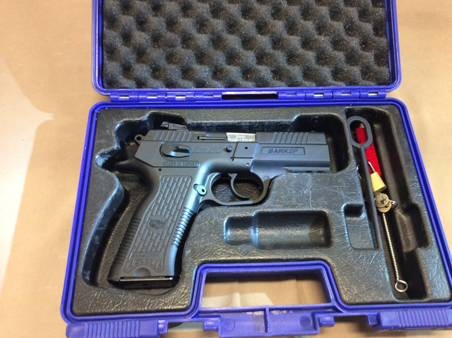 EAA SARK2P 9mm - Cash in a Flash Pawn Shop