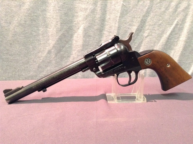 Ruger New Model Single Six Revolver 22lr Cash In A