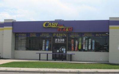 Cash in a Flash Littleton Storefront
