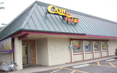 Cash in a Flash South Lakewood Storefront